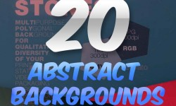 20 Amazing Collection Abstract Backgrounds Download