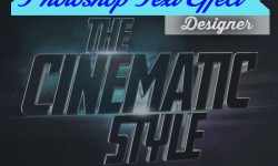 23 New Photoshop Text Effect for Designer