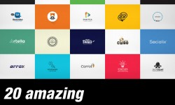 20 amazing Logo Collection 2014 – 2015