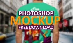 30+ New Free PSD Mockup Templates