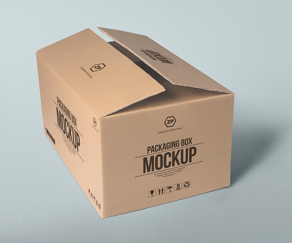 26_Packaging Box Mockups