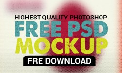 30+Free Photoshop PSD Mockups for Presentation