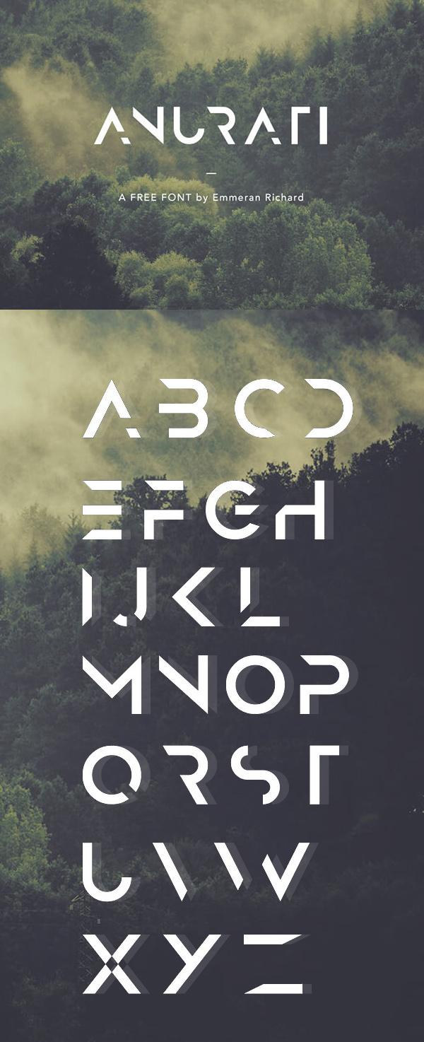 25 Greatest Modern Free Fonts for Designers | Design Slots