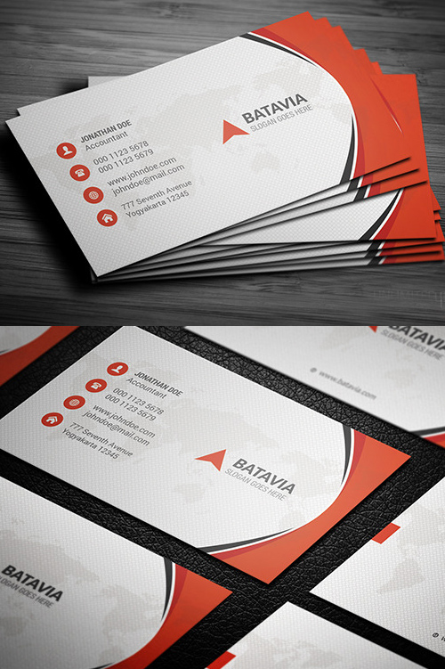 11 Corporate Business Card