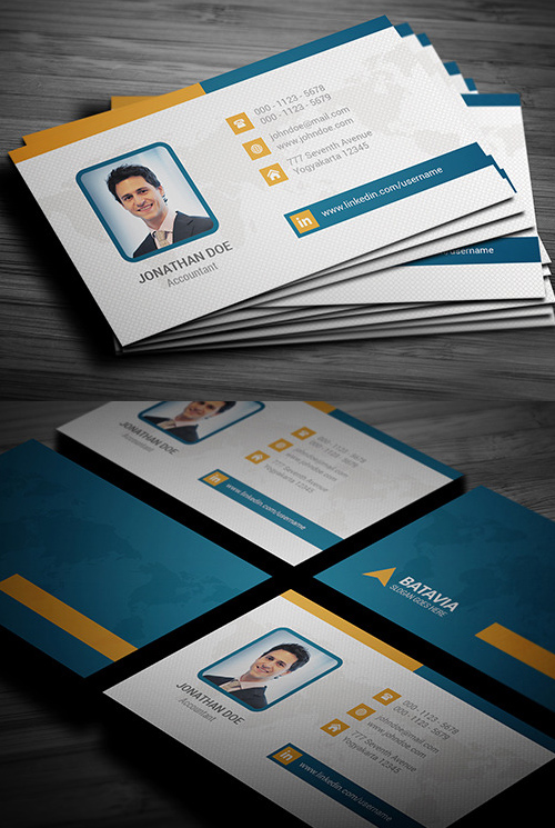19 Professional Business Card