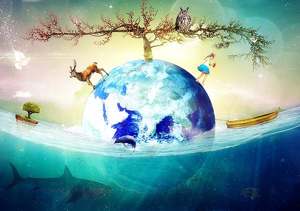20 Planet Earth Artwork