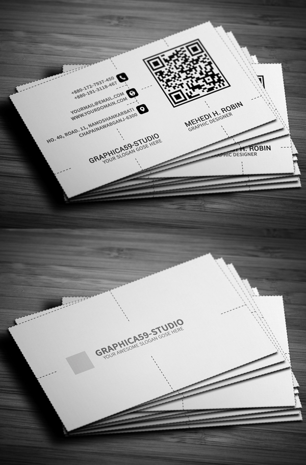 23 Simple Business Card Design