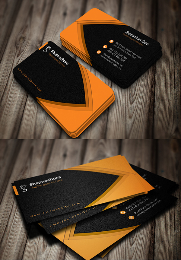 25 Creative Personal Business Card Design