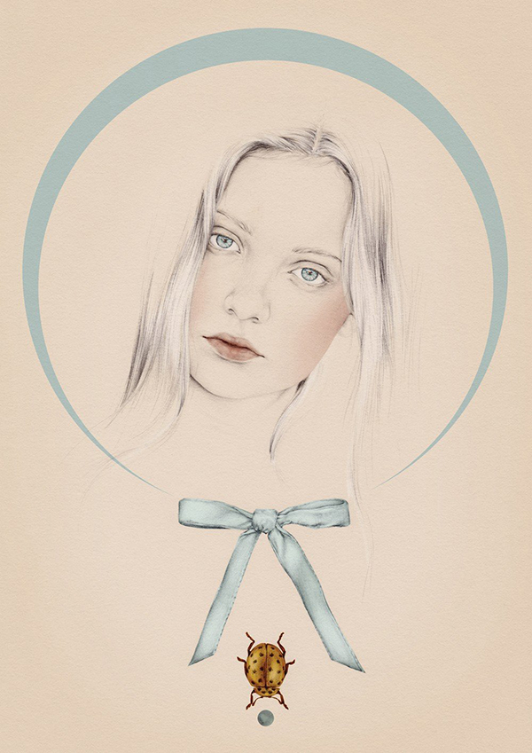 30 beautifully feminine portrait