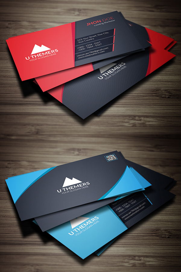 31 Professional Business Card Design