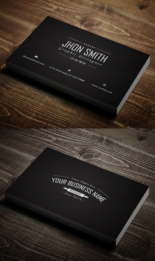 34 Creative Business Card