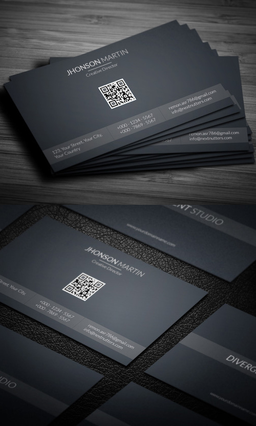 37 Beautiful Simple Business Card
