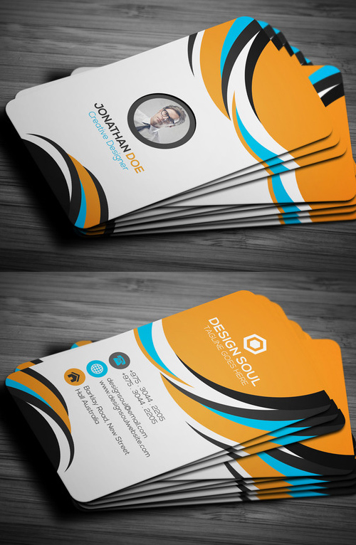 41 Professional Business Card