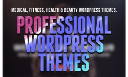 16 New Professional health & beauty wordpress themes