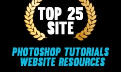 Top 25 Site: Learn Photoshop Tutorials website Resources #01
