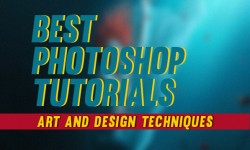 35 Best Photoshop Tutorials: professional art and design techniques.