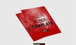 Flyer Poster Design Mockups