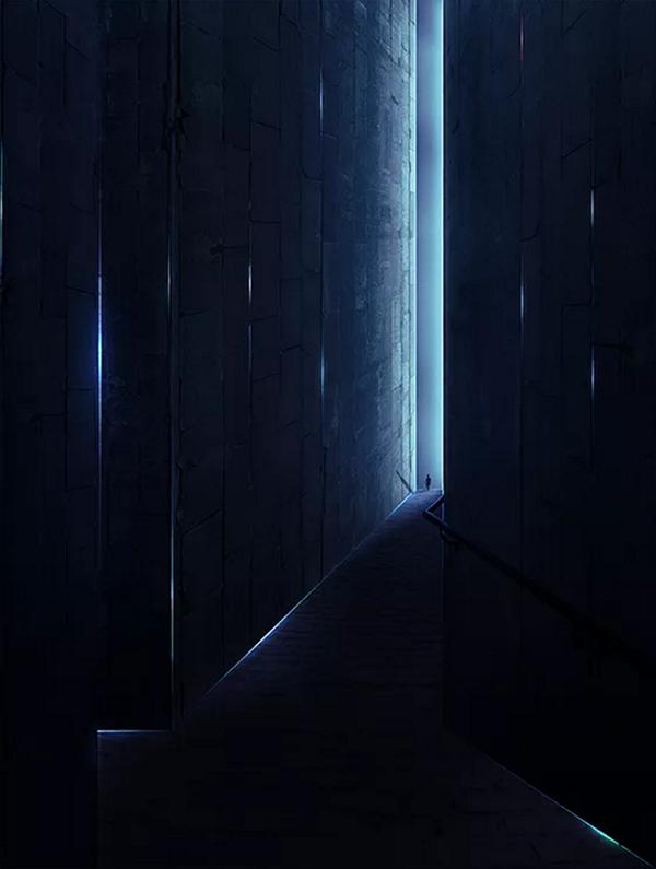 02 Sci-Fi Chamber Photo Manipulation