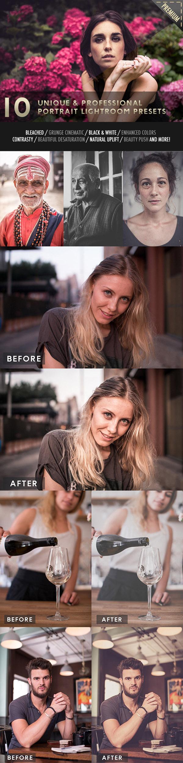 03 10 Portrait Photography Lightroom Presets