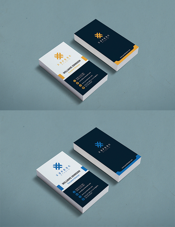 06 Free Business Card