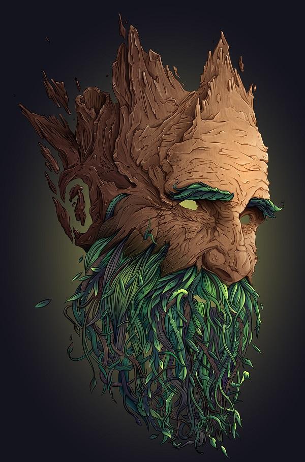 06 Vegetal Mask