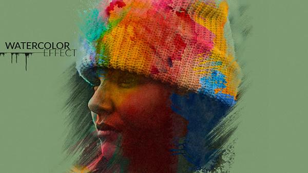 14 Amazing Watercolor Effect