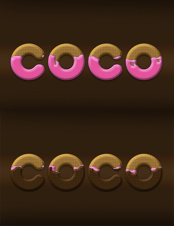 27 Coco Text Effect