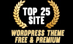 Top 25 Site: WordPress theme Free & Premium Website List #02