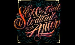 30 New Calligraphy Lettering and Typography Designs