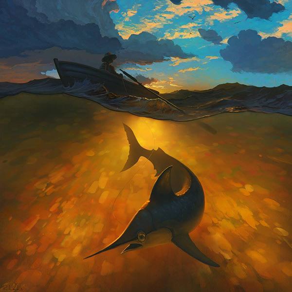 Surreal Digital Painting 10