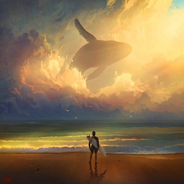 Surreal Digital Painting 18
