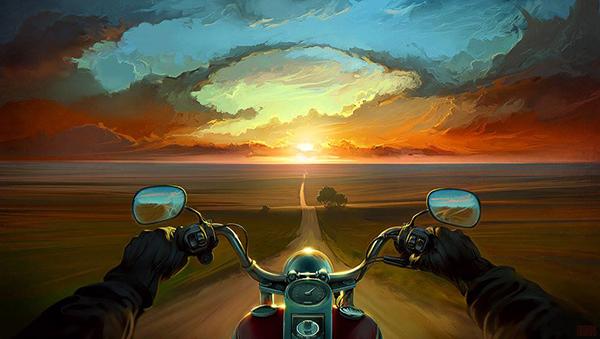 Surreal Digital Painting 20