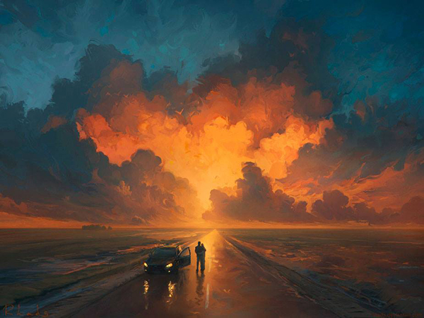 Surreal Digital Painting 23