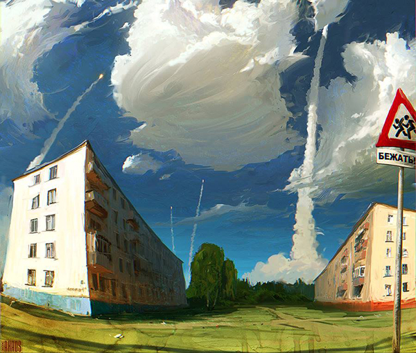 Surreal Digital Painting 35