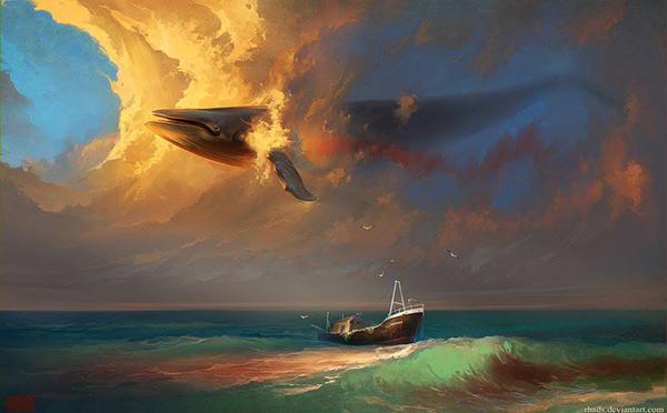 Surreal Digital Painting 37