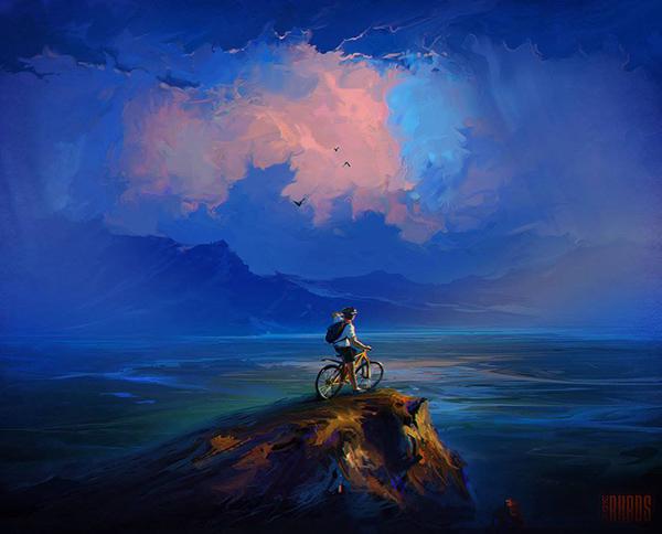 Surreal Digital Painting 38