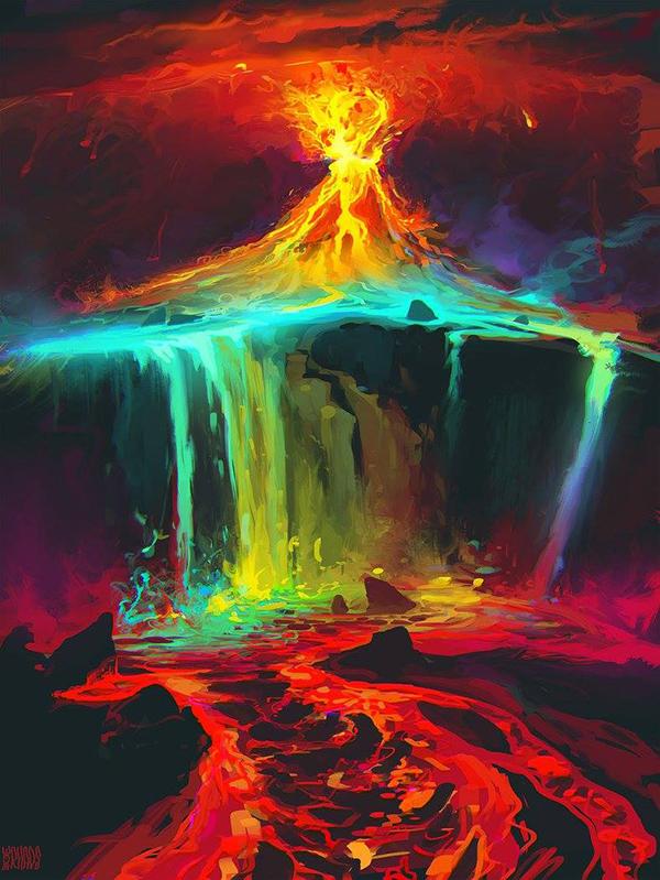 Surreal Digital Painting 45