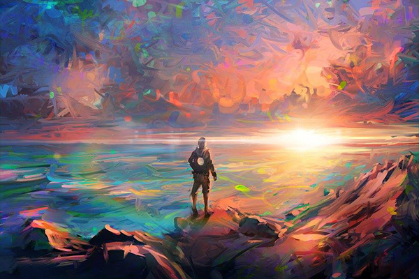 Surreal Digital Painting 5