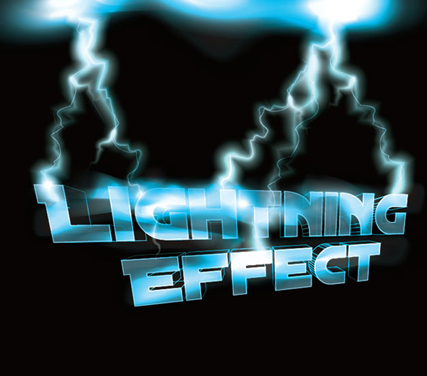 25 How to create a lightning text effect in Illustrator