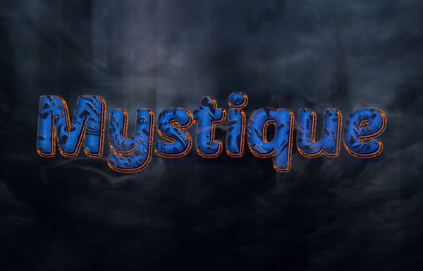 29 How to Create a Mystique-Inspired Text Effect in Adobe Photoshop