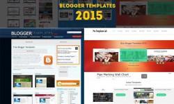 21 Free Professional Blogger Templates 2015
