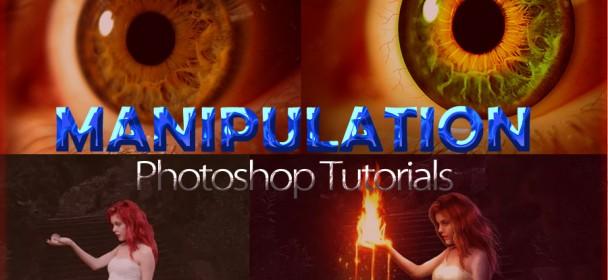 17 New Photoshop Manipulation Tutorials