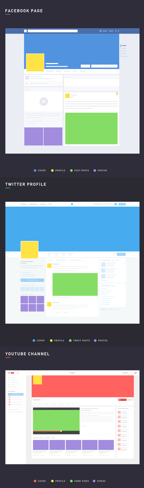 PSD Layouts 25