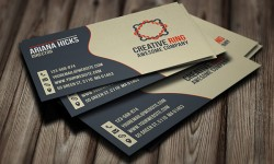 25 Free Professional Business Card Designs