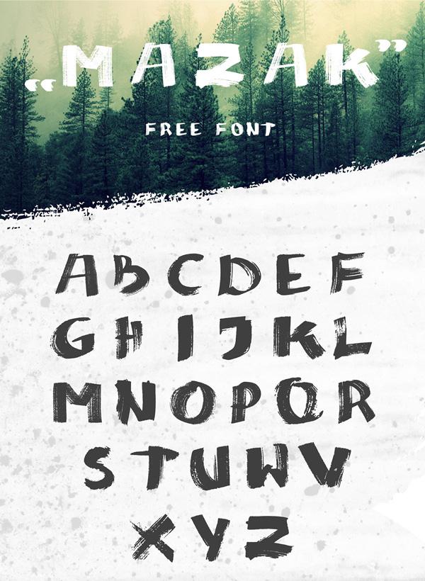 57_Free_Font 24