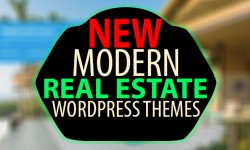 15 New Modern Real Estate WordPress Themes