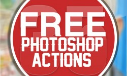 35 Best Free Download Photoshop Actions