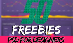 50 Best Freebies Files for Designers