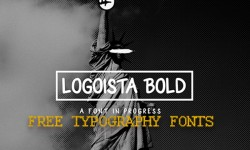 20 Best Free Typography Fonts Download for Design