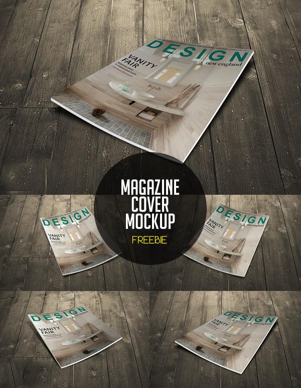 05_Magazine Cover Mockup
